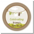 Clothesline It's A Baby - Personalized Baby Shower Table Confetti thumbnail