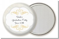 Con-Grad-ulations - Personalized Graduation Party Pocket Mirror Favors