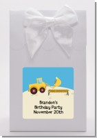Construction Truck - Birthday Party Goodie Bags
