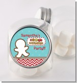 Cookie Exchange - Personalized Christmas Candy Jar
