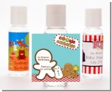 Cookie Exchange - Personalized Christmas Hand Sanitizers Favors