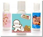 Cookie Exchange - Personalized Christmas Lotion Favors