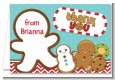 Cookie Exchange - Christmas Thank You Cards thumbnail