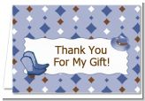 Cowboy Western - Birthday Party Thank You Cards