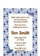 Cowboy Western - Baby Shower Petite Invitations thumbnail