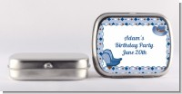 Cowboy Western - Personalized Birthday Party Mint Tins