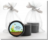 Critters Bugs & Insects - Birthday Party Black Candle Tin Favors