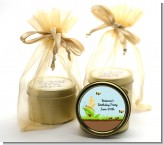 Critters Bugs & Insects - Birthday Party Gold Tin Candle Favors