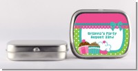 Cupcake Trio - Personalized Birthday Party Mint Tins