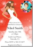 Custom Bride - Bridal Shower Invitations