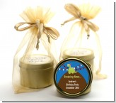 Dinosaur - Birthday Party Gold Tin Candle Favors