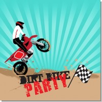 Dirt Bike Birthday Party Theme