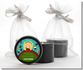Dreaming of Sweet Treats - Christmas Black Candle Tin Favors