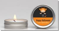 Dress Up Kitty Costume - Halloween Candle Favors