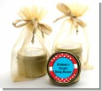 Dr. Seuss Inspired - Baby Shower Gold Tin Candle Favors thumbnail