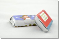 Christmas Mini Candy Bar Wrappers