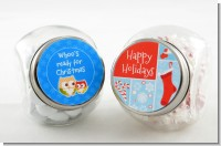 Christmas Candy Jars