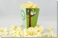 Baby Shower Popcorn Boxes