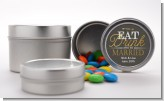 Eat Drink And Be Married - Custom Bridal Shower Favor Tins