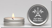 Eiffel Tower - Bridal Shower Candle Favors
