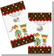 Santa's Little Elf - Christmas Scratch Off Game Tickets thumbnail