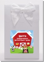 Farm Boy - Birthday Party Goodie Bags