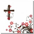 Cross Floral Blosson Baptism Theme thumbnail