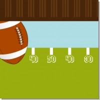 Football Birthday Party Theme