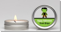 Frankenstein - Halloween Candle Favors