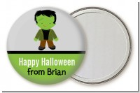 Frankenstein - Personalized Halloween Pocket Mirror Favors