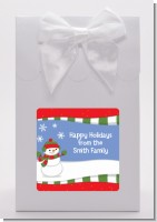 Frosty the Snowman - Christmas Goodie Bags