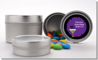 Funky Martini - Custom Halloween Favor Tins
