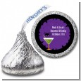 Funky Martini - Hershey Kiss Halloween Sticker Labels thumbnail