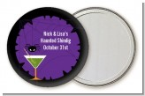 Funky Martini - Personalized Halloween Pocket Mirror Favors