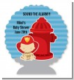 Future Firefighter - Personalized Baby Shower Centerpiece Stand thumbnail
