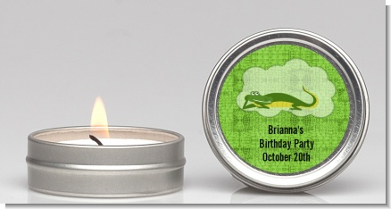 Gator - Birthday Party Candle Favors