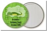 Gator - Personalized Birthday Party Pocket Mirror Favors