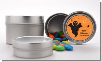 Ghost - Custom Halloween Favor Tins