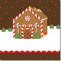 Gingerbread House Christmas Theme