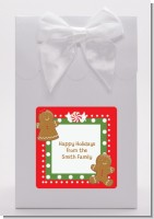 Gingerbread Party - Christmas Goodie Bags