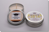 Graduation Party Candle Favors