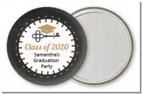 Grad Keys to Success - Personalized Graduation Party Pocket Mirror Favors