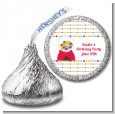 Gumball - Hershey Kiss Birthday Party Sticker Labels thumbnail