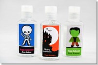 Halloween Party Hand Sanitizers