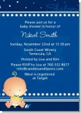 Hanukkah Baby - Baby Shower Invitations
