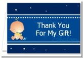 Hanukkah Baby - Baby Shower Thank You Cards
