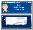 Hanukkah Baby - Personalized Baby Shower Candy Bar Wrappers thumbnail