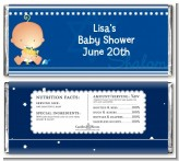 Hanukkah Baby - Personalized Baby Shower Candy Bar Wrappers