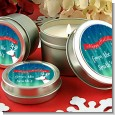 Happy Holidays Reindeer - Christmas Candle Favors thumbnail