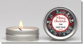Holly Berries - Christmas Candle Favors